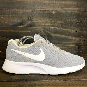 Nike Tanjun Women's Size 11 Gray White Running